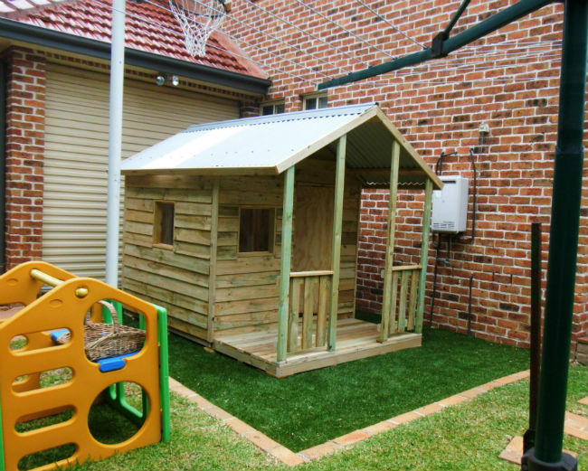 Cubby Deck Will S Cubbies And Cabins