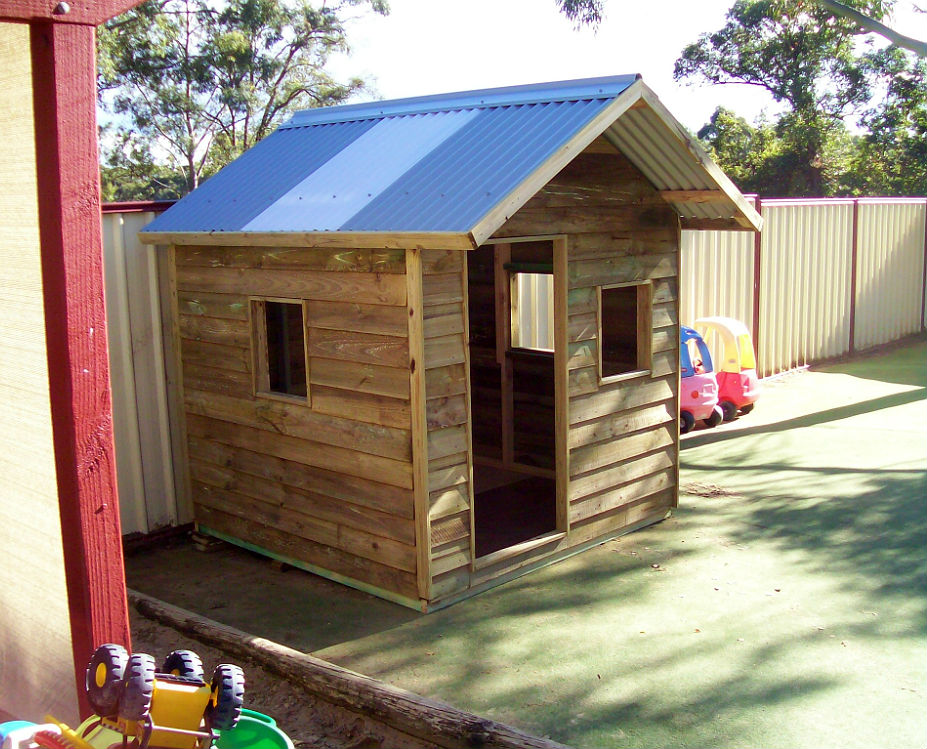 Medium Cubby House M X M Sydney Cubbies By Will - Cubby house
