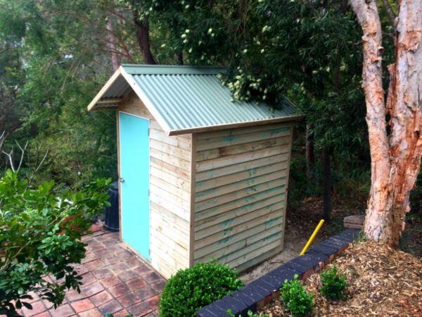 Medium Shed Gable Roof