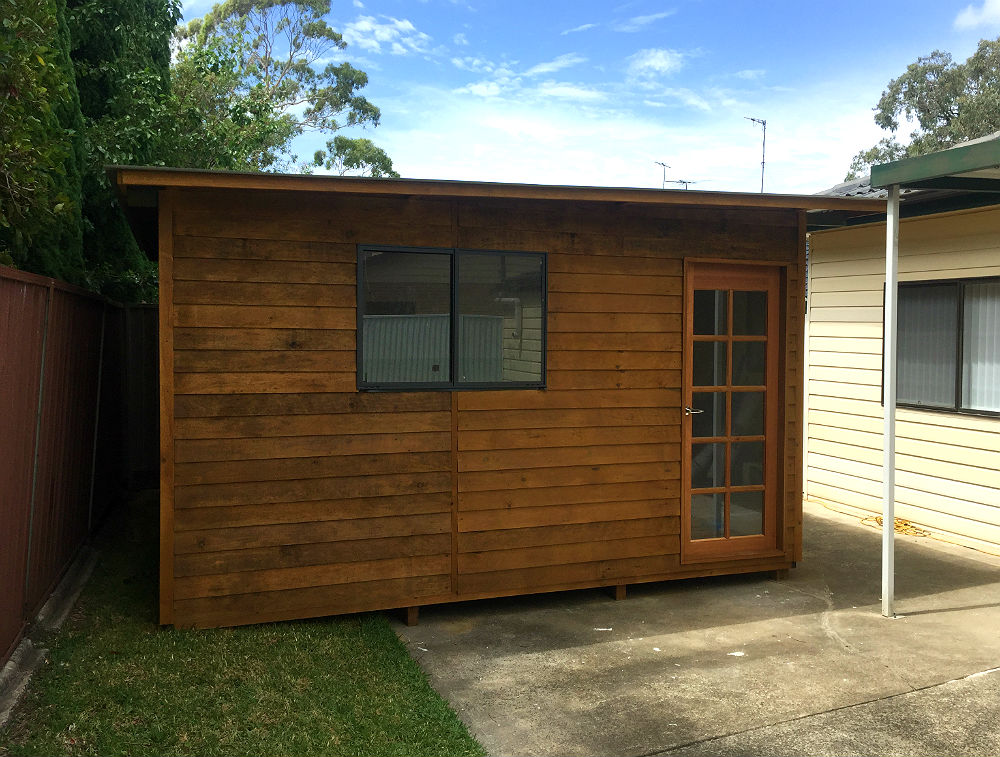 Aarons cabin studio