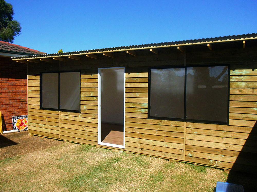 Cabin Studio Ranch For Sale 4 8m X 4 1m Sydney Cabins