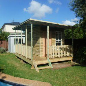 cabin studio bungalow