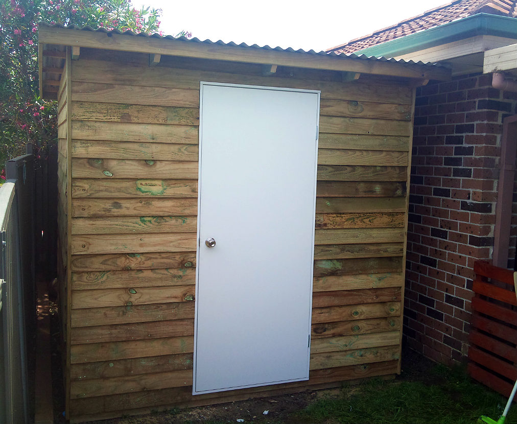 Extra Large Shed For Sale 2 4m X 2 4m Sydney Sheds By Will