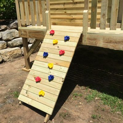 cubby accessories rock climbing wall