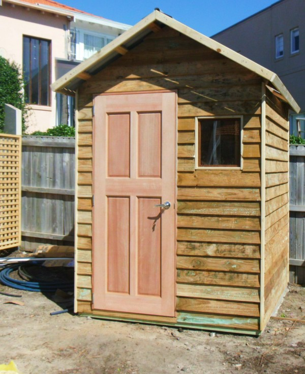 Shed Hardwood Door 100 Extra Will S Cubbies And Cabins