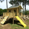 L-Shaped Cubby