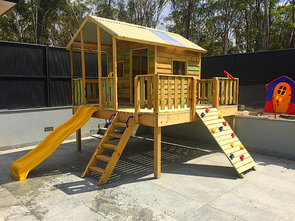 Cubby House in Melbourne
