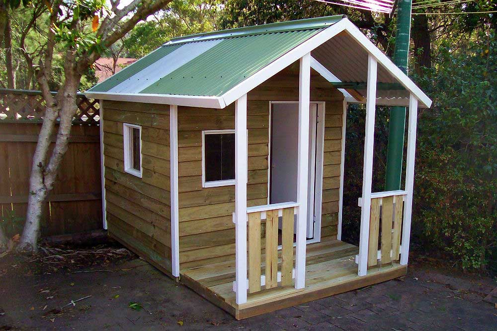 cubby houses at newcastle