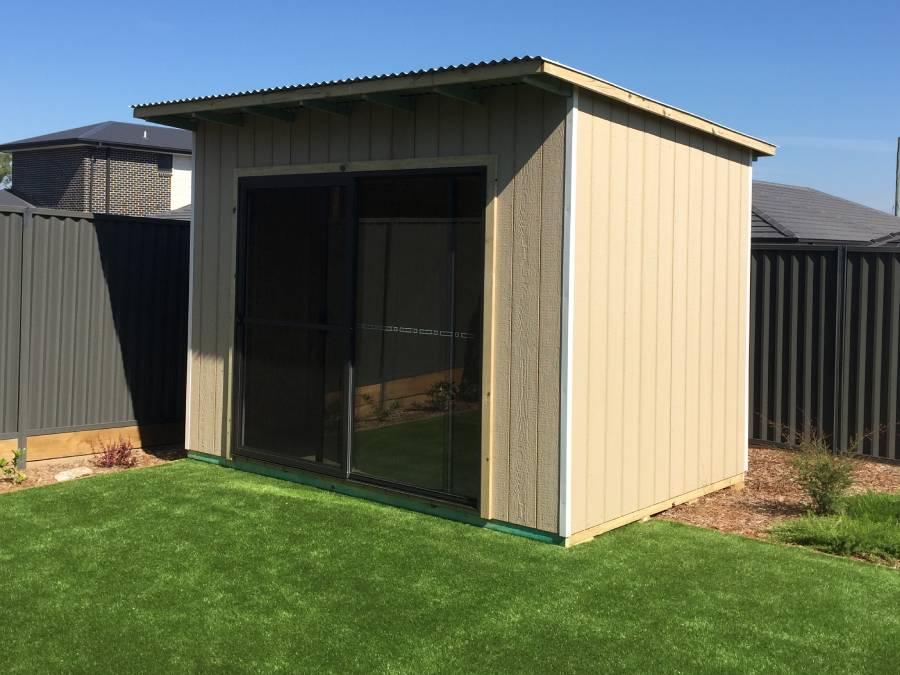 outdoor cabins