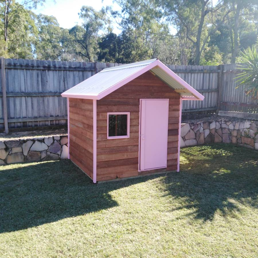 small cubby houses